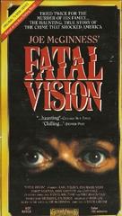 Fatal Vision - VHS movie cover (xs thumbnail)