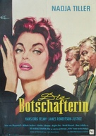 Die Botschafterin - German Movie Poster (xs thumbnail)
