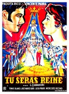 ¿Dónde vas, Alfonso XII? - French Movie Poster (xs thumbnail)