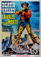 Death Valley - Italian Movie Poster (xs thumbnail)