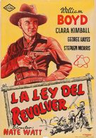 Hills of Old Wyoming - Argentinian Movie Poster (xs thumbnail)