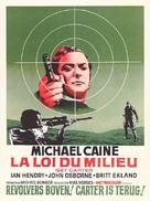 Get Carter - Belgian Movie Poster (xs thumbnail)