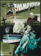 House of Dark Shadows - Danish Movie Poster (xs thumbnail)