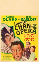 Charlie Chan at the Opera - Movie Poster (xs thumbnail)