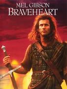 Braveheart - DVD cover (xs thumbnail)