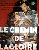 The Road to Glory - French Movie Poster (xs thumbnail)