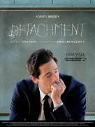 Detachment - French Movie Poster (xs thumbnail)