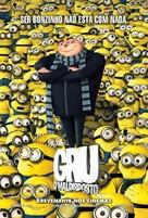 Despicable Me - Portuguese Movie Poster (xs thumbnail)