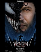 Venom: Let There Be Carnage - Turkish Movie Poster (xs thumbnail)