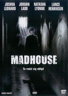 Madhouse - Polish Movie Cover (xs thumbnail)