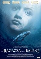 Whale Rider - Italian Movie Poster (xs thumbnail)