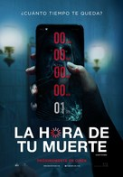 Countdown - Ecuadorian Movie Poster (xs thumbnail)
