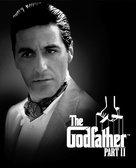 The Godfather: Part II - Japanese Blu-Ray cover (xs thumbnail)