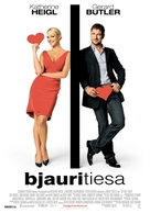 The Ugly Truth - Lithuanian Movie Poster (xs thumbnail)