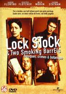 Lock Stock And Two Smoking Barrels - Dutch Movie Cover (xs thumbnail)