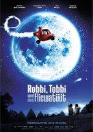 Robbi, Tobbi und das Fliewatüüt - German Movie Poster (xs thumbnail)