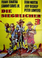 Sergeants 3 - German Movie Poster (xs thumbnail)