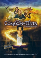 Inkheart - Argentinian Movie Cover (xs thumbnail)