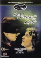 The Mark of Zorro - Mexican Movie Cover (xs thumbnail)
