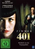 Disparue de Deauville, La - German DVD cover (xs thumbnail)