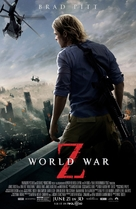 World War Z - Movie Poster (xs thumbnail)