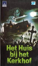 Quella villa accanto al cimitero - Dutch Movie Cover (xs thumbnail)