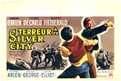 Silver City - Belgian Movie Poster (xs thumbnail)