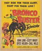 Bronco Buster - Movie Poster (xs thumbnail)