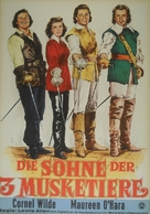 At Sword's Point - German Movie Poster (xs thumbnail)