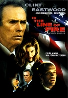 In The Line Of Fire - German Movie Cover (xs thumbnail)