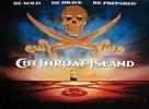 Cutthroat Island - British Movie Poster (xs thumbnail)