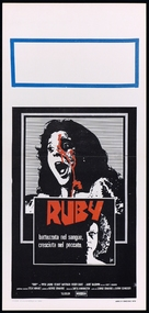 Ruby - Italian Movie Poster (xs thumbnail)