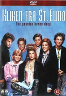 St. Elmo's Fire - Danish Movie Cover (xs thumbnail)
