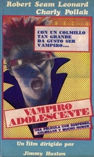 My Best Friend Is a Vampire - Argentinian Movie Cover (xs thumbnail)