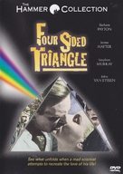 Four Sided Triangle - DVD cover (xs thumbnail)