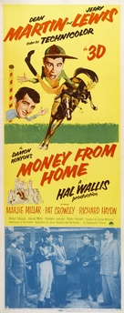 Money from Home - Movie Poster (xs thumbnail)
