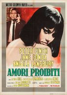 In the Cool of the Day - Italian Movie Poster (xs thumbnail)