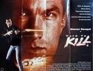Hard To Kill - British Movie Poster (xs thumbnail)
