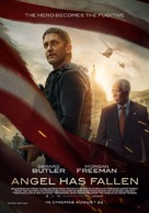 Angel Has Fallen - New Zealand Movie Poster (xs thumbnail)