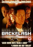 Backflash - British DVD movie cover (xs thumbnail)