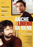 Anche libero va bene - Italian Movie Poster (xs thumbnail)
