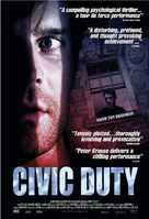 Civic Duty - Movie Poster (xs thumbnail)