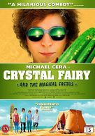 Crystal Fairy - Danish DVD cover (xs thumbnail)