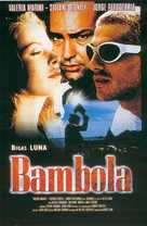 Bámbola - Spanish VHS movie cover (xs thumbnail)