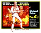 Play Dirty - British Movie Poster (xs thumbnail)