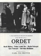 Ordet - Danish Movie Poster (xs thumbnail)