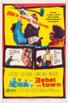 Rebel in Town - Movie Poster (xs thumbnail)