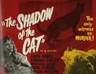 Shadow of the Cat - British Movie Poster (xs thumbnail)