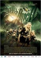 Sucker Punch - Romanian Movie Poster (xs thumbnail)