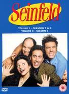 """Seinfeld"" - British DVD movie cover (xs thumbnail)"